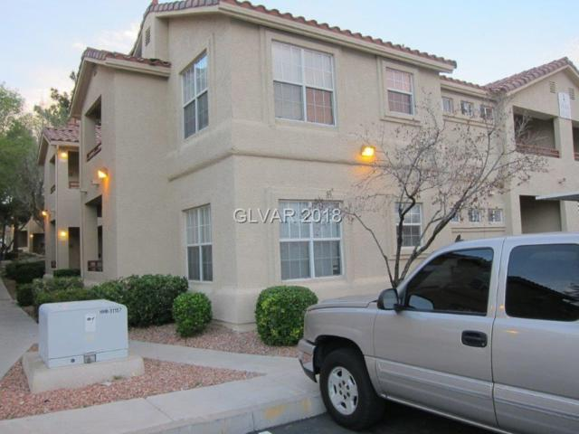 520 Arrowhead #411, Henderson, NV 89015 (MLS #2034073) :: The Snyder Group at Keller Williams Realty Las Vegas