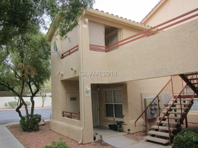 520 Arrowhead #522, Henderson, NV 89015 (MLS #2034074) :: The Snyder Group at Keller Williams Realty Las Vegas