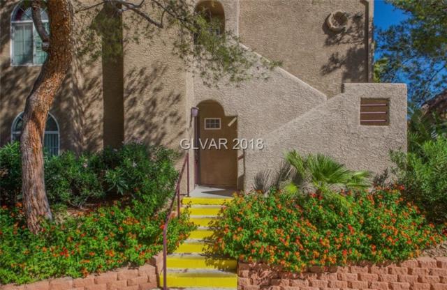 9325 W Desert Inn #184, Las Vegas, NV 89117 (MLS #2034368) :: Vestuto Realty Group