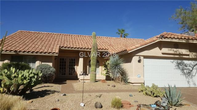 135 Montclair, Henderson, NV 89074 (MLS #2034391) :: The Snyder Group at Keller Williams Marketplace One