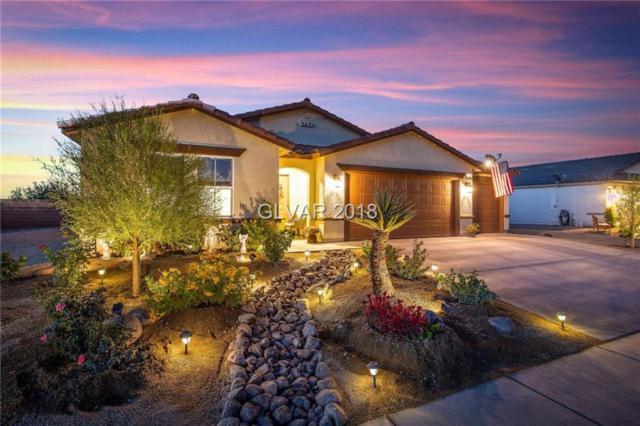 3896 E Gunnison, Pahrump, NV 89061 (MLS #2034417) :: The Machat Group   Five Doors Real Estate