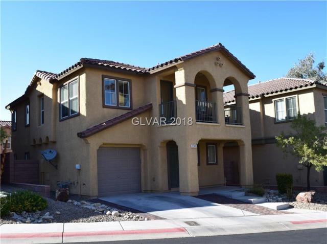 1149 Safari Creek, Henderson, NV 89002 (MLS #2034481) :: The Machat Group | Five Doors Real Estate