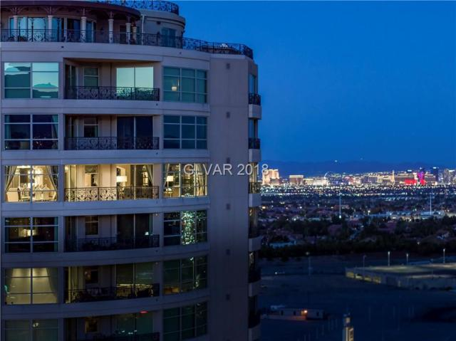 9101 Alta #1401, Las Vegas, NV 89145 (MLS #2034508) :: ERA Brokers Consolidated / Sherman Group