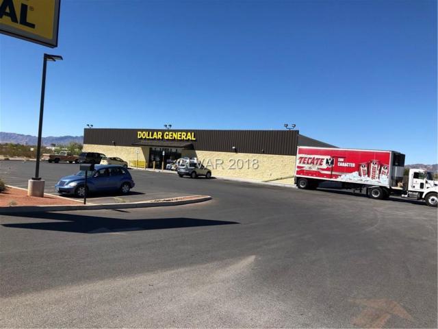2880 N Nevada, Pahrump, NV 89060 (MLS #2034633) :: Trish Nash Team