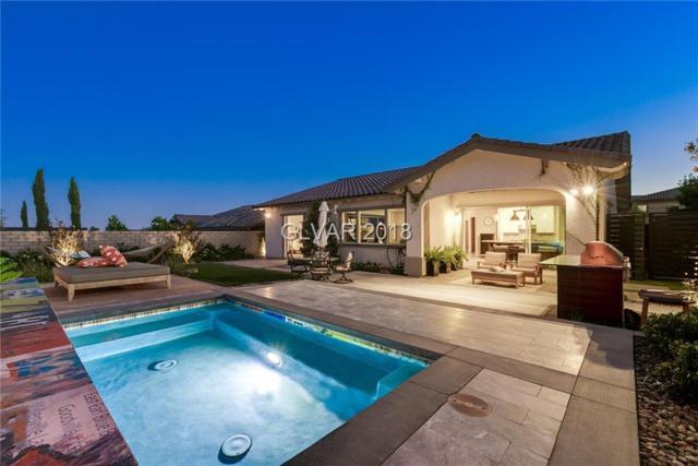 12222 Tempestad, Las Vegas, NV 89138 (MLS #2034774) :: The Machat Group | Five Doors Real Estate