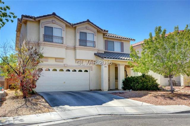 9563 Newton Grove, Las Vegas, NV 89148 (MLS #2034853) :: The Machat Group | Five Doors Real Estate