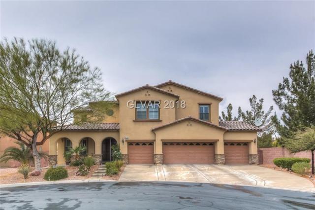 6133 Craftsbury, Las Vegas, NV 89130 (MLS #2034884) :: The Machat Group | Five Doors Real Estate