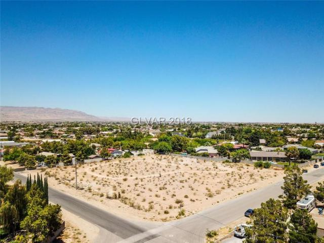 Rosada Way & Bonita Vista St., Las Vegas, NV 89149 (MLS #2034932) :: Trish Nash Team
