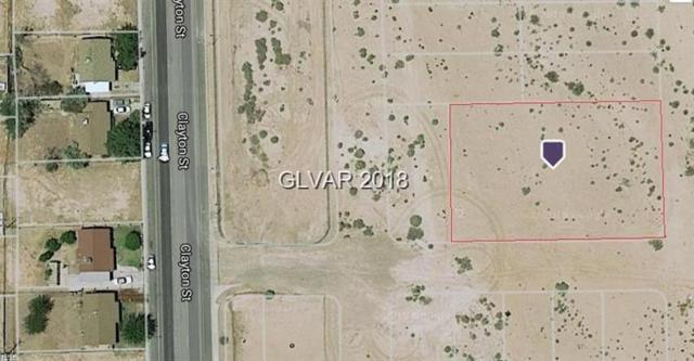 Na, North Las Vegas, NV 89032 (MLS #2034948) :: Vestuto Realty Group