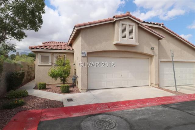 3353 Kylemore #103, Las Vegas, NV 89129 (MLS #2034987) :: Sennes Squier Realty Group