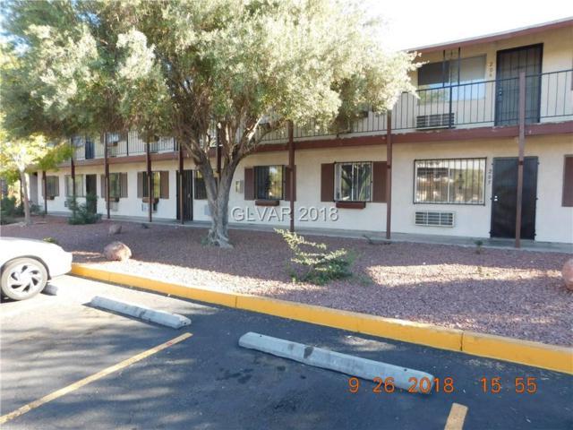 4955 Jeffreys #212, Las Vegas, NV 89119 (MLS #2034990) :: The Snyder Group at Keller Williams Realty Las Vegas