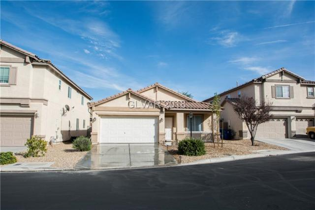 4418 Yellow Harbor, Las Vegas, NV 89129 (MLS #2035014) :: The Snyder Group at Keller Williams Marketplace One