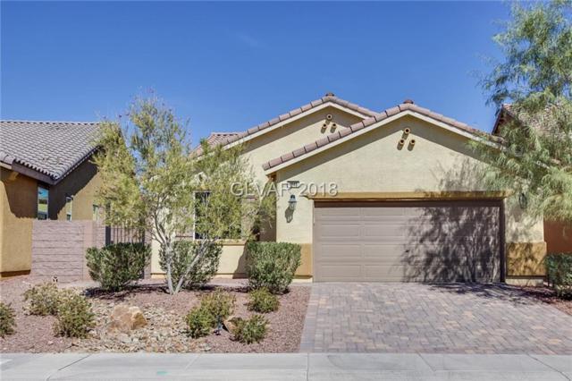 4048 Crystal Island, North Las Vegas, NV 89081 (MLS #2035032) :: Vestuto Realty Group