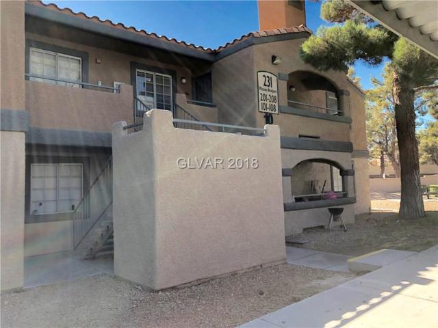 231 Mission Newport #204, Las Vegas, NV 89107 (MLS #2035151) :: The Snyder Group at Keller Williams Realty Las Vegas
