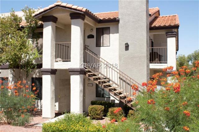 1575 Warm Springs #2613, Henderson, NV 89014 (MLS #2035180) :: Sennes Squier Realty Group