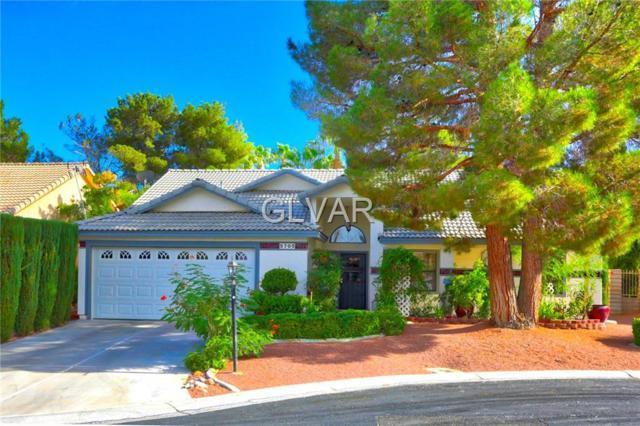 5705 Spicewood, Las Vegas, NV 89130 (MLS #2035211) :: Sennes Squier Realty Group