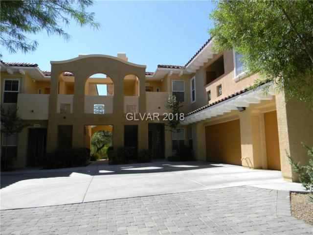11835 Portina #2024, Las Vegas, NV 89138 (MLS #2035249) :: The Snyder Group at Keller Williams Realty Las Vegas