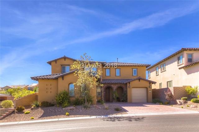 457 Paso De Montana, Las Vegas, NV 89138 (MLS #2035360) :: Vestuto Realty Group