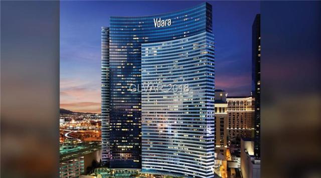 2600 Harmon #16040, Las Vegas, NV 89109 (MLS #2035381) :: Vestuto Realty Group