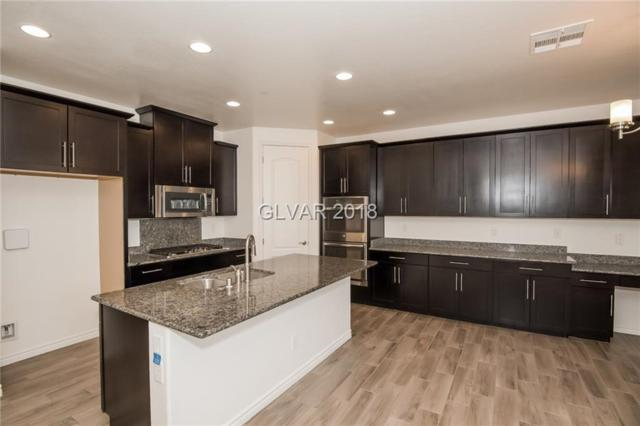 827 Via Serenelia, Henderson, NV 89011 (MLS #2035397) :: The Snyder Group at Keller Williams Marketplace One