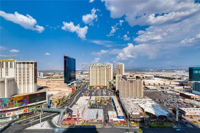3722 Las Vegas #2503, Las Vegas, NV 89158 (MLS #2035501) :: Trish Nash Team