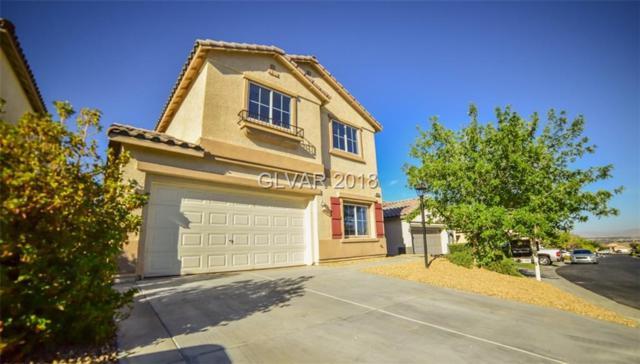 10532 Glowing Cove, Las Vegas, NV 89129 (MLS #2035589) :: Vestuto Realty Group
