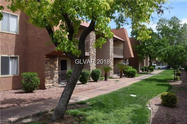 5286 River Glen #428, Las Vegas, NV 89103 (MLS #2035651) :: Vestuto Realty Group