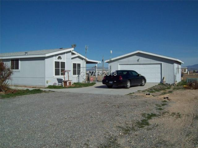 1700 E Heritage, Pahrump, NV 89048 (MLS #2035795) :: Trish Nash Team