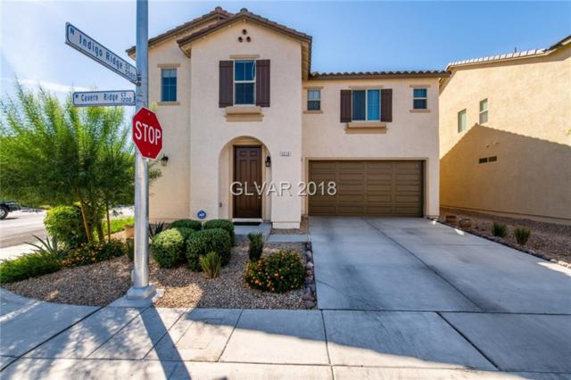 1213 Cavern Ridge, North Las Vegas, NV 89031 (MLS #2035824) :: The Machat Group | Five Doors Real Estate