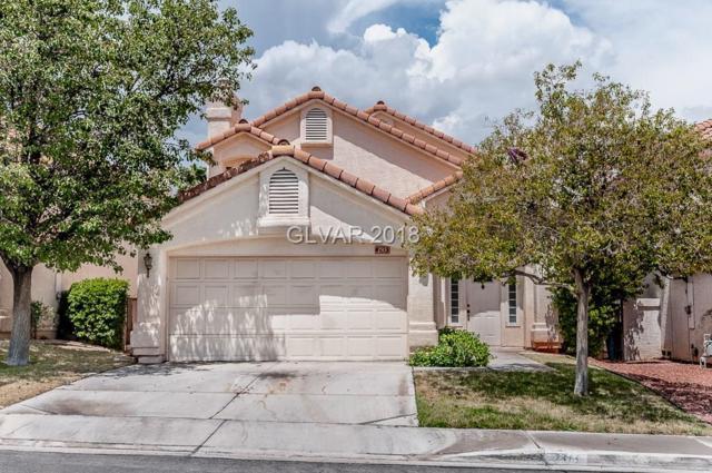 2313 Babcock, Las Vegas, NV 89134 (MLS #2035871) :: The Machat Group   Five Doors Real Estate