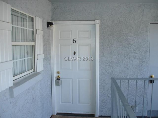 3823 Maryland R-6, Las Vegas, NV 89119 (MLS #2035946) :: Vestuto Realty Group