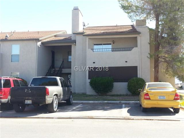 3750 Shirebrook #146, Las Vegas, NV 89115 (MLS #2035984) :: The Snyder Group at Keller Williams Realty Las Vegas