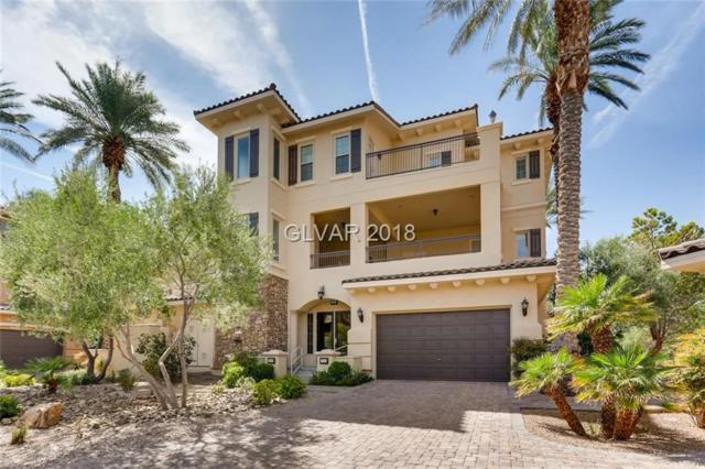 55 Luce Del Sole #2, Henderson, NV 89011 (MLS #2036046) :: The Snyder Group at Keller Williams Realty Las Vegas