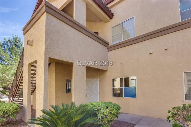8501 University #1056, Las Vegas, NV 89147 (MLS #2036114) :: Trish Nash Team