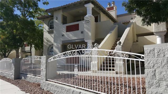 6832 Elm Creek #101, Las Vegas, NV 89108 (MLS #2036230) :: The Snyder Group at Keller Williams Realty Las Vegas