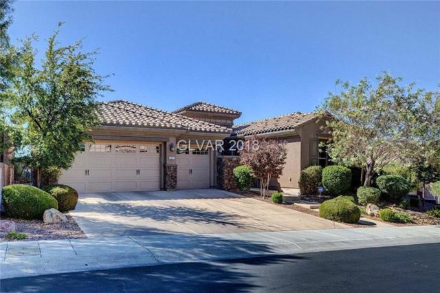 2417 Luberon, Henderson, NV 89044 (MLS #2036363) :: The Machat Group | Five Doors Real Estate