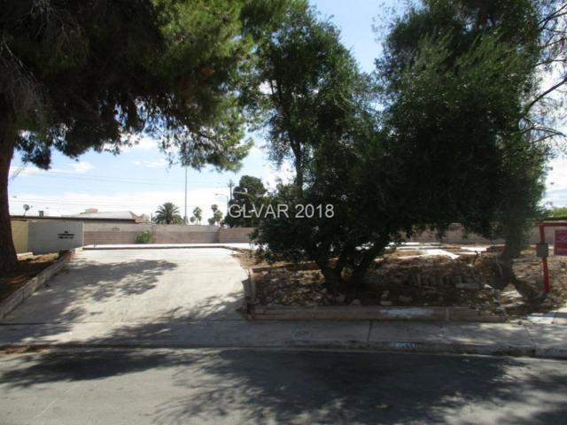 3688 Madrid, Las Vegas, NV 89121 (MLS #2036379) :: Vestuto Realty Group