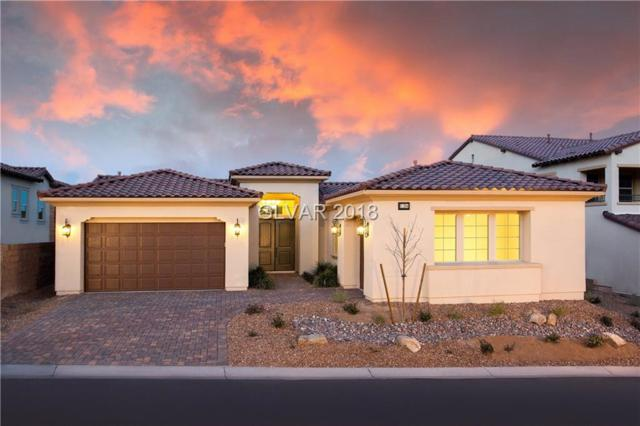 11394 Villa Bellagio, Las Vegas, NV 89141 (MLS #2036484) :: The Snyder Group at Keller Williams Marketplace One