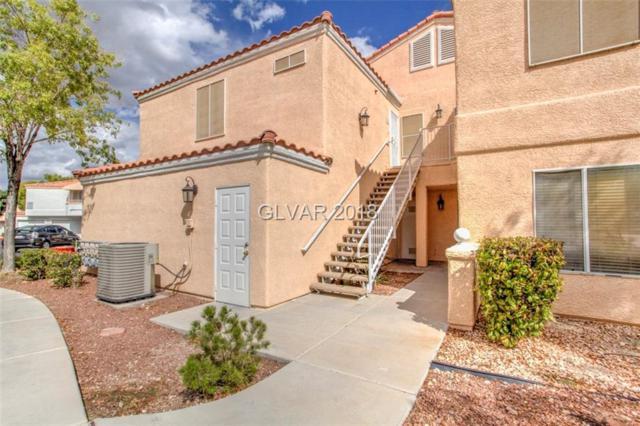 8452 Boseck #281, Las Vegas, NV 89145 (MLS #2036523) :: Vestuto Realty Group