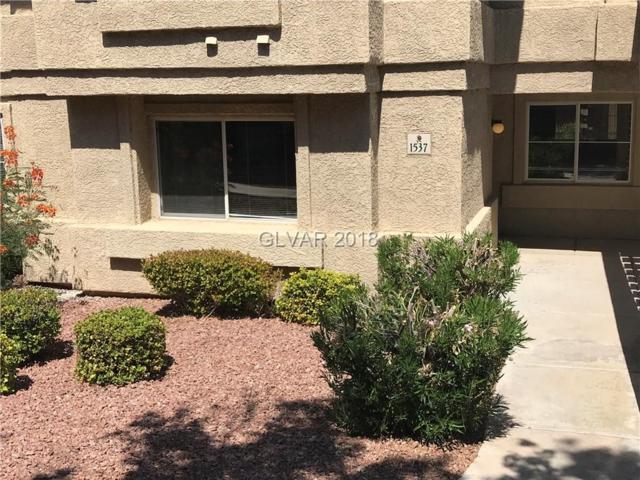1537 Jenny Lynn #0, Henderson, NV 89014 (MLS #2036527) :: The Snyder Group at Keller Williams Realty Las Vegas
