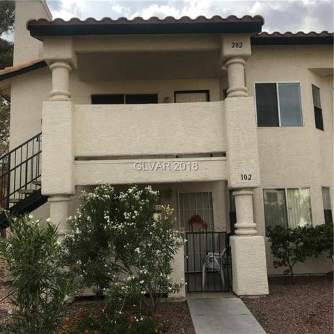1333 Cinder Rock #202, Las Vegas, NV 89128 (MLS #2036552) :: Vestuto Realty Group