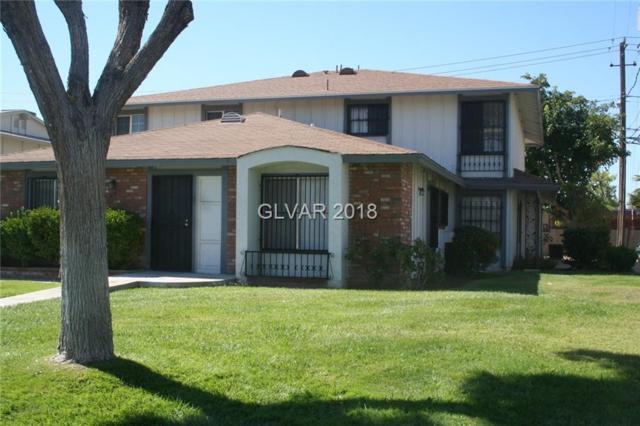 1307 Elizabeth #1, Las Vegas, NV 89119 (MLS #2036819) :: Trish Nash Team