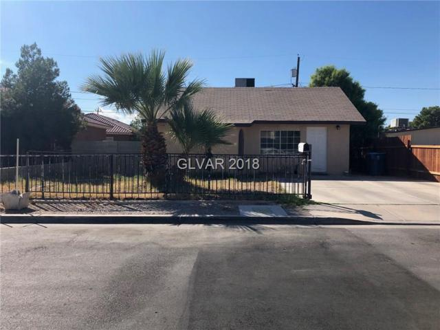 4971 New York, Las Vegas, NV 89104 (MLS #2036886) :: The Machat Group | Five Doors Real Estate
