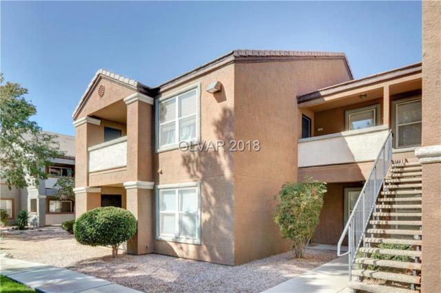555 Silverado Ranch #2125, Las Vegas, NV 89183 (MLS #2037276) :: Sennes Squier Realty Group