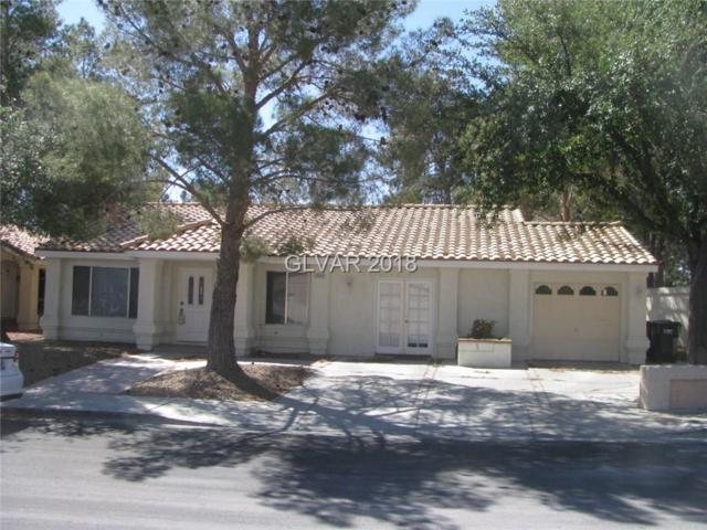 1445 Hawkwood, Henderson, NV 89014 (MLS #2037350) :: The Snyder Group at Keller Williams Marketplace One