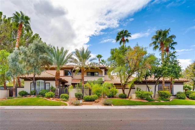 1881 Woodhaven, Henderson, NV 89074 (MLS #2037426) :: The Snyder Group at Keller Williams Marketplace One