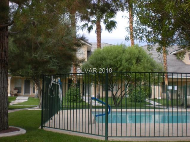 5070 Tara #117, Las Vegas, NV 89146 (MLS #2037445) :: Sennes Squier Realty Group