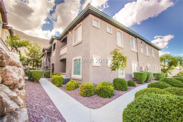 3571 Desert Cliff #103, Las Vegas, NV 89129 (MLS #2037446) :: Vestuto Realty Group