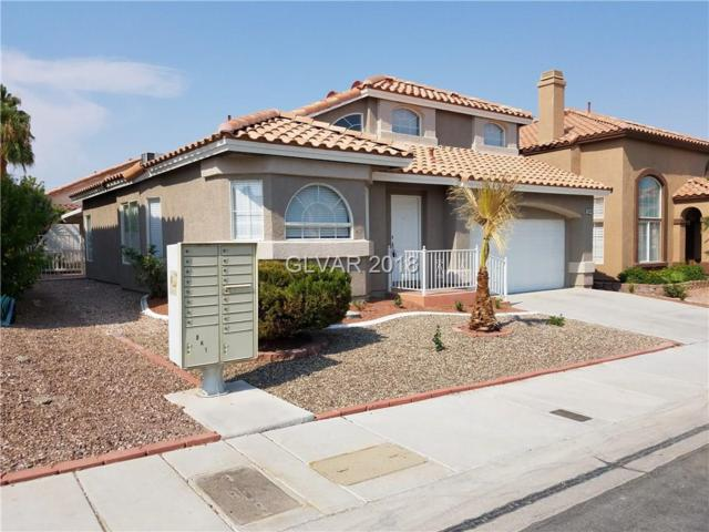 8744 Autumn Wreath, Las Vegas, NV 89129 (MLS #2037463) :: The Snyder Group at Keller Williams Marketplace One