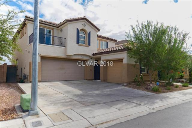 3429 Perching Bird, North Las Vegas, NV 89084 (MLS #2037471) :: Vestuto Realty Group